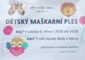 pozvanka_detsky_maskarni_ples_kdu-csl_hurka_2-2016_plakat_2
