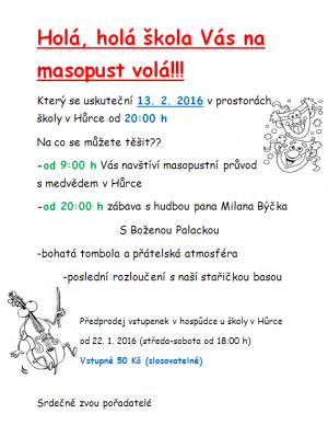 pozvanka_masopust_s_pochovavanim_basy_hurka_2-2016_plakat