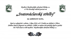 pozvanka_ms_hurka_svatovaclavske_brokove_strelby_10-2016_plakat